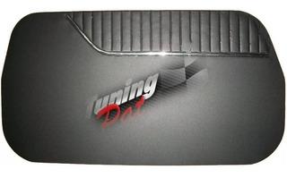 Juego 4 Paneles De Puerta Tapizados Fiat 600r Con Moldura