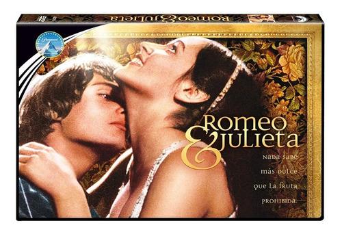 Imagen 1 de 3 de Dvd Romeo Y Julieta / Romeo & Juilet (1968) De Zeffirelli