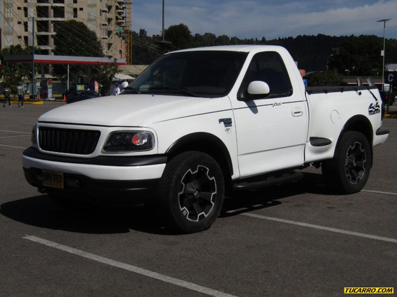Ford F-150 Lobo Lariat At 5400cc 4x4