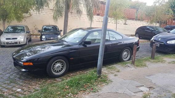 Bmw 850i 1991 Coupé 12 Cilindros 5000cc Impecable Colección