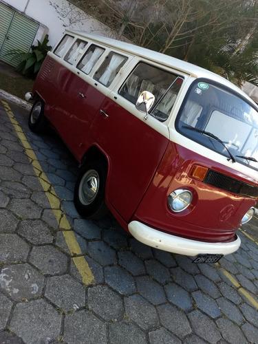 Volkswagen Kombi Clipper Luxo 1.600           #kombi #vw
