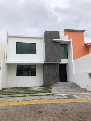 Casa Nueva En Renta En Arboledas De San Javier