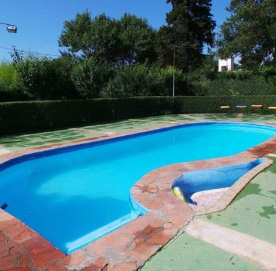 Casa Quinta De Vacaciones En Pilar 4 Ambientes/pileta/futbol