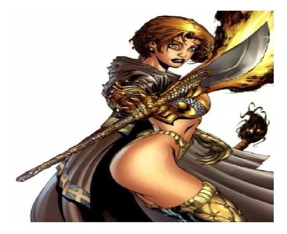 Boneco Witchblade