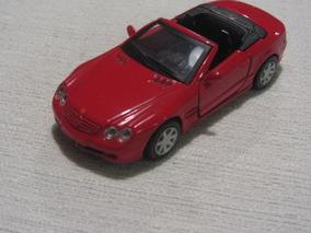 Miniatura Mercedes Benz Sl 500 1/43 - Motor Max
