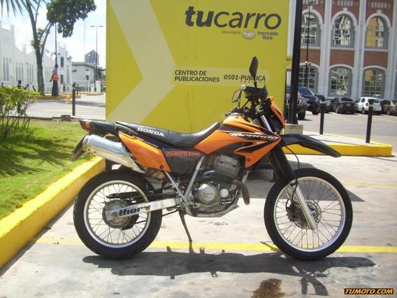 Honda Xr 126 Cc - 250 Cc