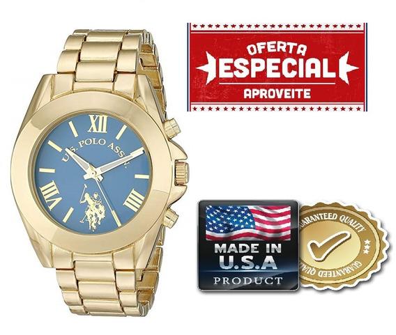 Relógio Feminino U.s Polo Assn. Original Usc40048