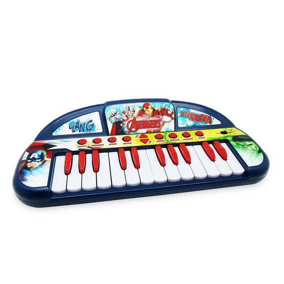 Teclado Musical Vingadores - Toyng 29039