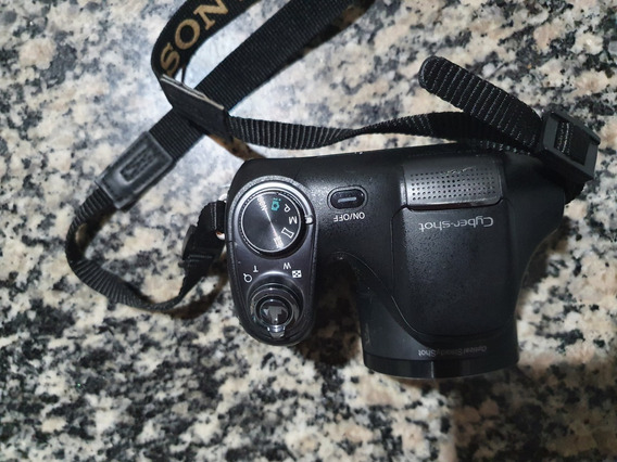 Camera Cyber Shot Dsc-h100