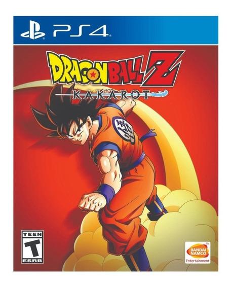 Dragon Ball Z Kakarot - Ps4