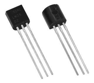 2 Piezas Sensor De Temperatura Lm35 Arduino Pic