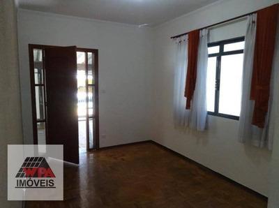 Casa Residencial À Venda, Jardim Brasil, Americana - Ca2253. - Ca2253