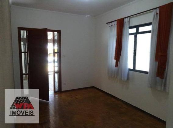 Casa Com 2 Dormitórios À Venda, 189 M² Por R$ 360.000,00 - Jardim Brasil - Americana/sp - Ca2253
