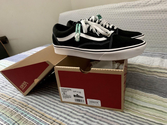 Tenis Vans Old School Original Semi Novo