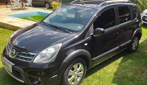 Nissan Livina 1.8 Flex Automática Impecável