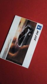 Manual Do Proprietario Peugeot 307
