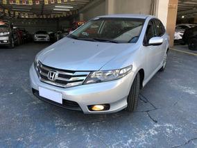 Honda City 1.5 Lx Sedan Automatico 2014