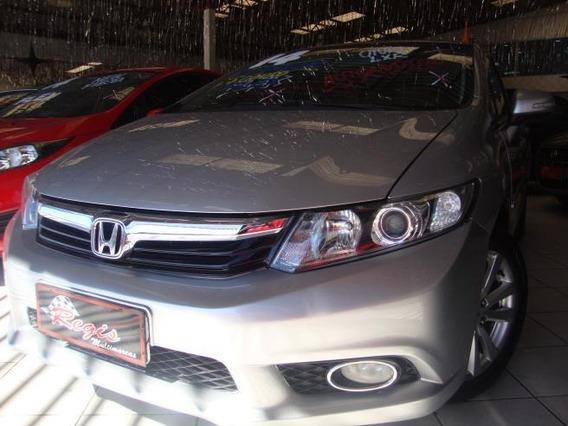 Honda Civic 2.0 Lxr 2014 Flex Aut.