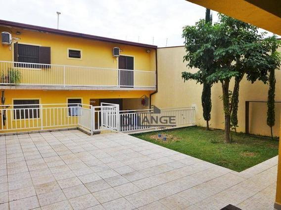 Casa Com 3 Dormitórios À Venda, 200 M² Por R$ 550.000,00 - Jardim Campos Elíseos - Campinas/sp - Ca12090