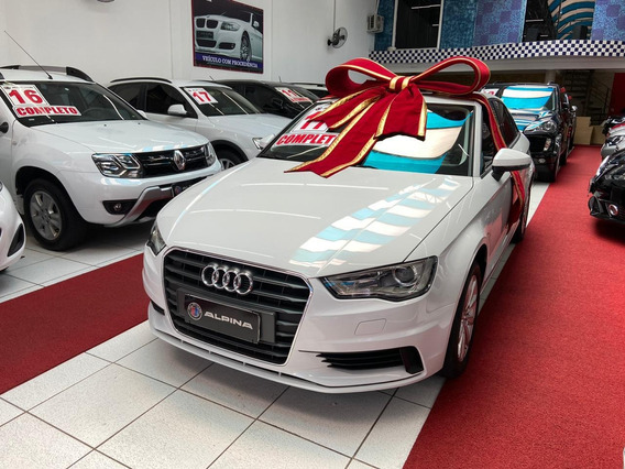 Audi A3 Sedan 1.4 Tsfi Attraction Triptronic 2017