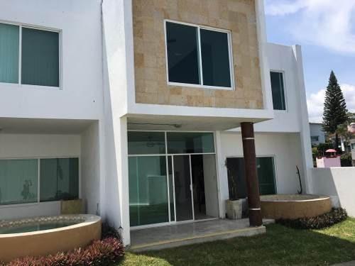 Casa En Condominio Lomas De Atzingo Cuernavaca