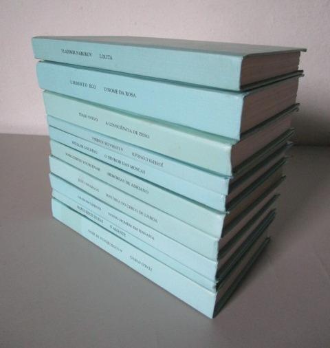 09 Livros - Folha De S. Paulo / Literatura Estrangeira