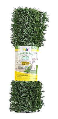 Imagen 1 de 6 de Repuesto De Pasto Doggie Grass Chico Tapete Entrenador