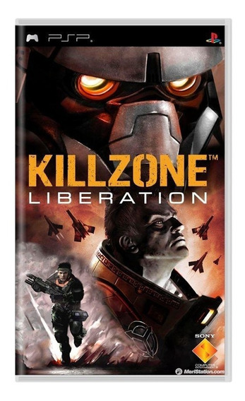 Killzone Liberation Psp Mídia Física Pronta Entrega