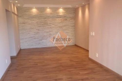 Imagem 1 de 23 de Apartamento Penha, 74 M², 03 Dormitórios, 01 Suíte, 02vaga, R$440.000,00 - 2166