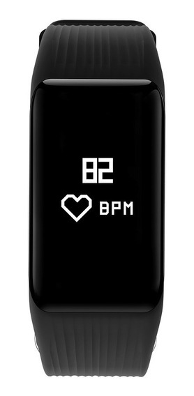 Mgcool Band 3 Bluetooth Smartwatch Pulsera Deportiva-negro