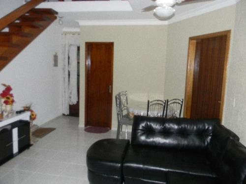 Imagem 1 de 4 de Casa De Condominio Para Venda, 3 Dormitório(s), 80.0m² - 469