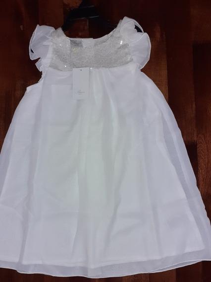 Vestido De Niña Marca Broer