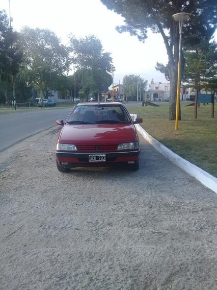 Peugeot Modelo 93 Nafta