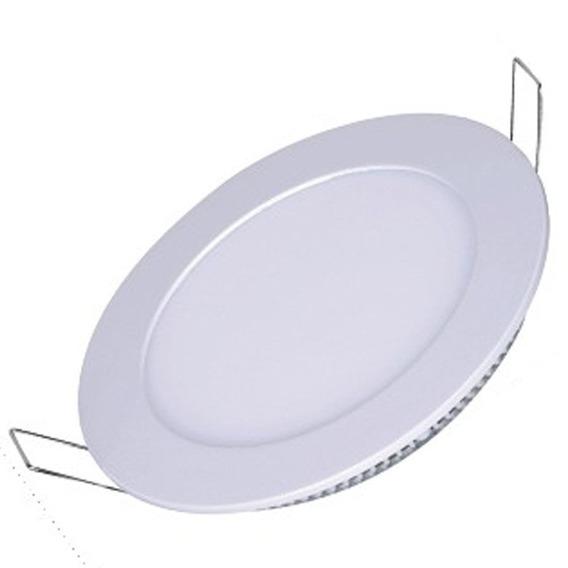 Kit 12 Painel Plafon Luminária Led Qdr Ou Rdn Emb. Slim 18w
