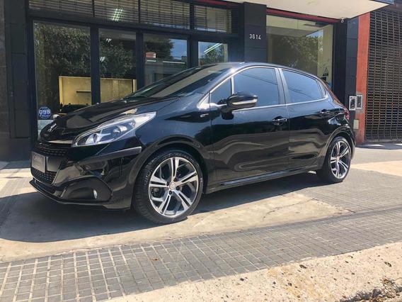 Peugeot 208 1.6 Gt Thp 2018 Cassano Automobili