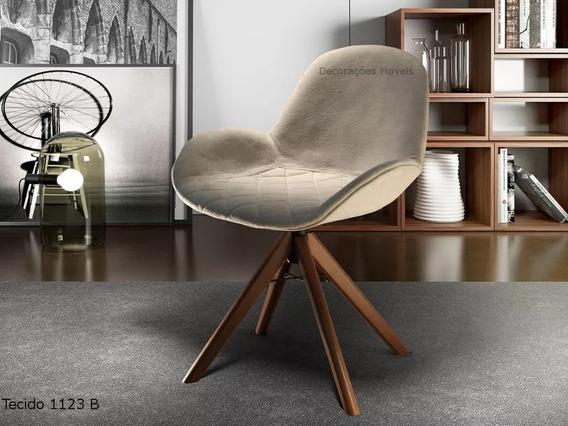 Poltrona Decorativa Zumba Luxury Estofados