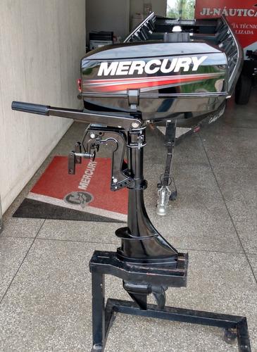 Motor De Popa Mercury 3.3 Hp Pronta Entrega