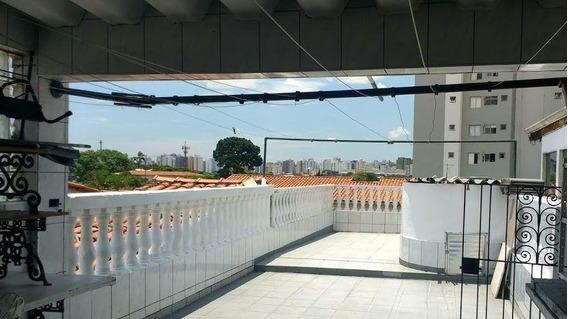 Casa Em Campo Belo, São Paulo/sp De 192m² 4 Quartos À Venda Por R$ 905.000,00 - Ca472025