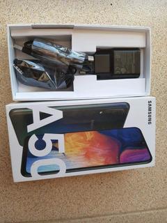 Samsung A50 64gb 4g Negro Dual Sim