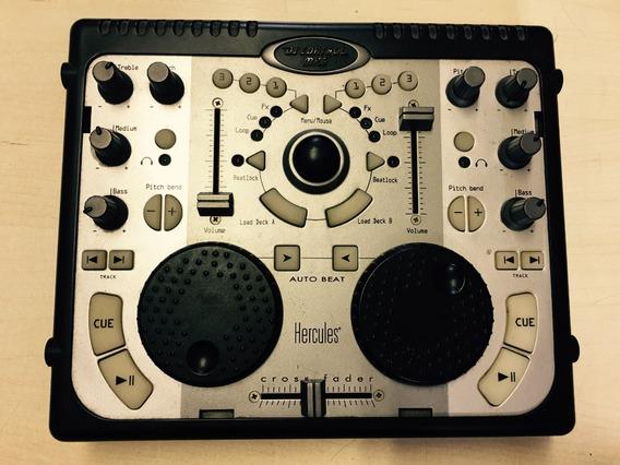 Mixer Controladora Hercules Dj Control Mp3 - Loja Jarbas Ins