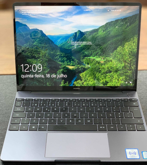 Huawei Matebook 13 2019 - Teclado Português