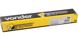 10 Kg De Eletrodo Para Solda Elétrica, 60.13, 2,50mm, Vonder