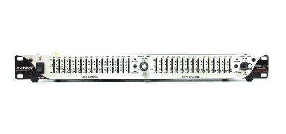 Equalizador Gráfico Estéreo De 15 Bandas Eqw152 Datrel