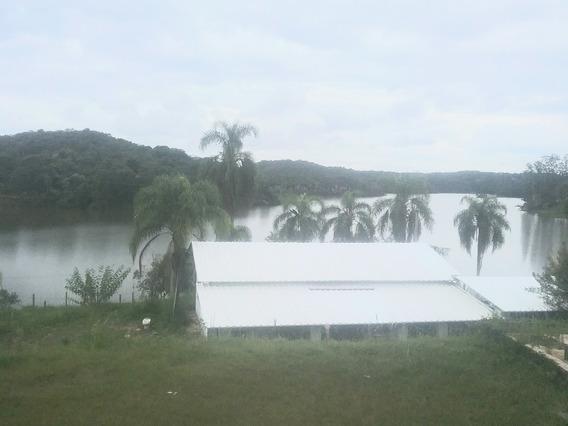 Sitio - Juquitiba Sp Frente A Represa. Um Paraiso