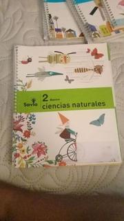 Libros Proyecto Savia Varios, 2°, 3°, 6° Y 7° Básico