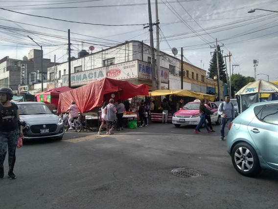 Remate De Edificio En Colonia Morelos