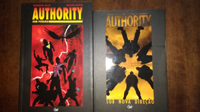 Authority Editoras Devir E Pixel