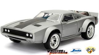 Miniatura Dodge Ice Charger Velozes & Furiosos 8 Dom