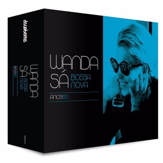 Wanda Sá - Bossa Nova Anos 60 (box 3cds)