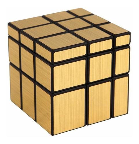 Cubo Tipo Rubik Mirror